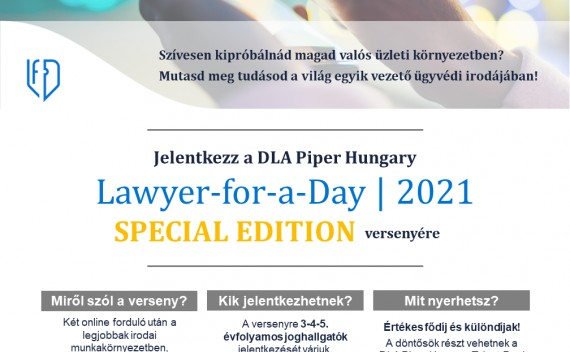 DLA Piper Lawyer-for-a-Day 2021