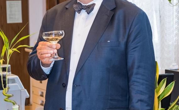 Farkas Ákos professzor úr 65. születésnapja